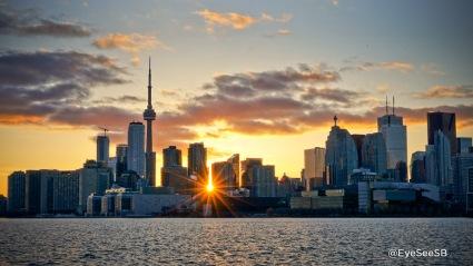 Toronto Skyline2