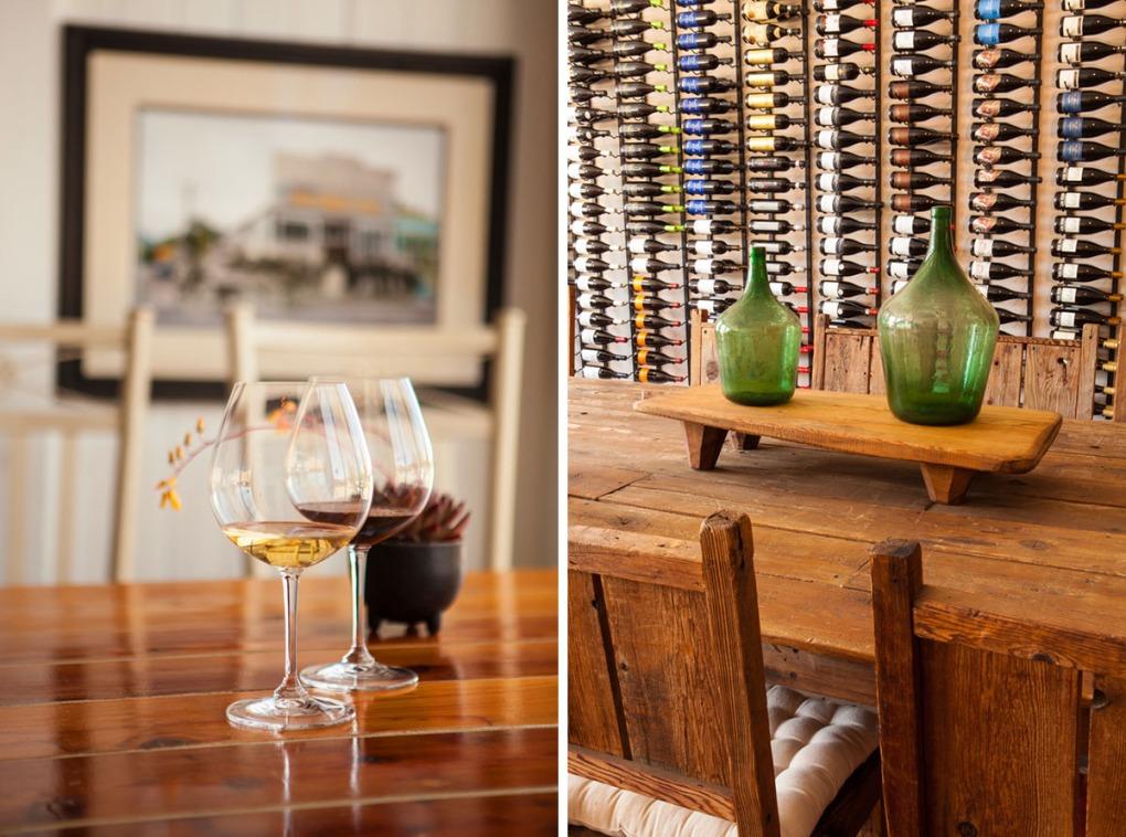 Wine Tasting Rooms