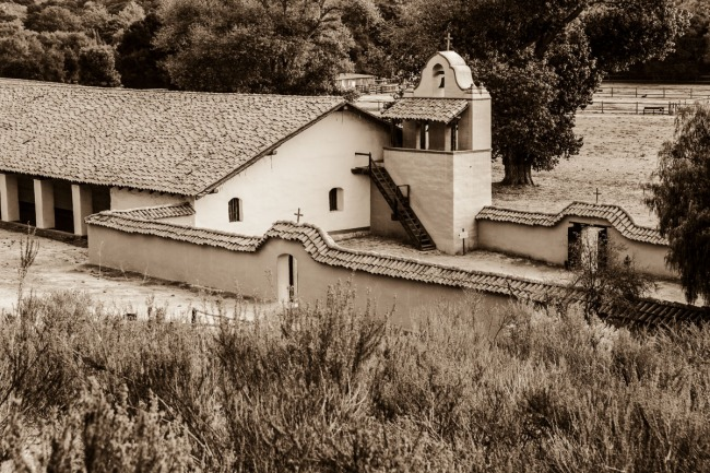 La Purisima Mission State Historic Park, Lompoc, California