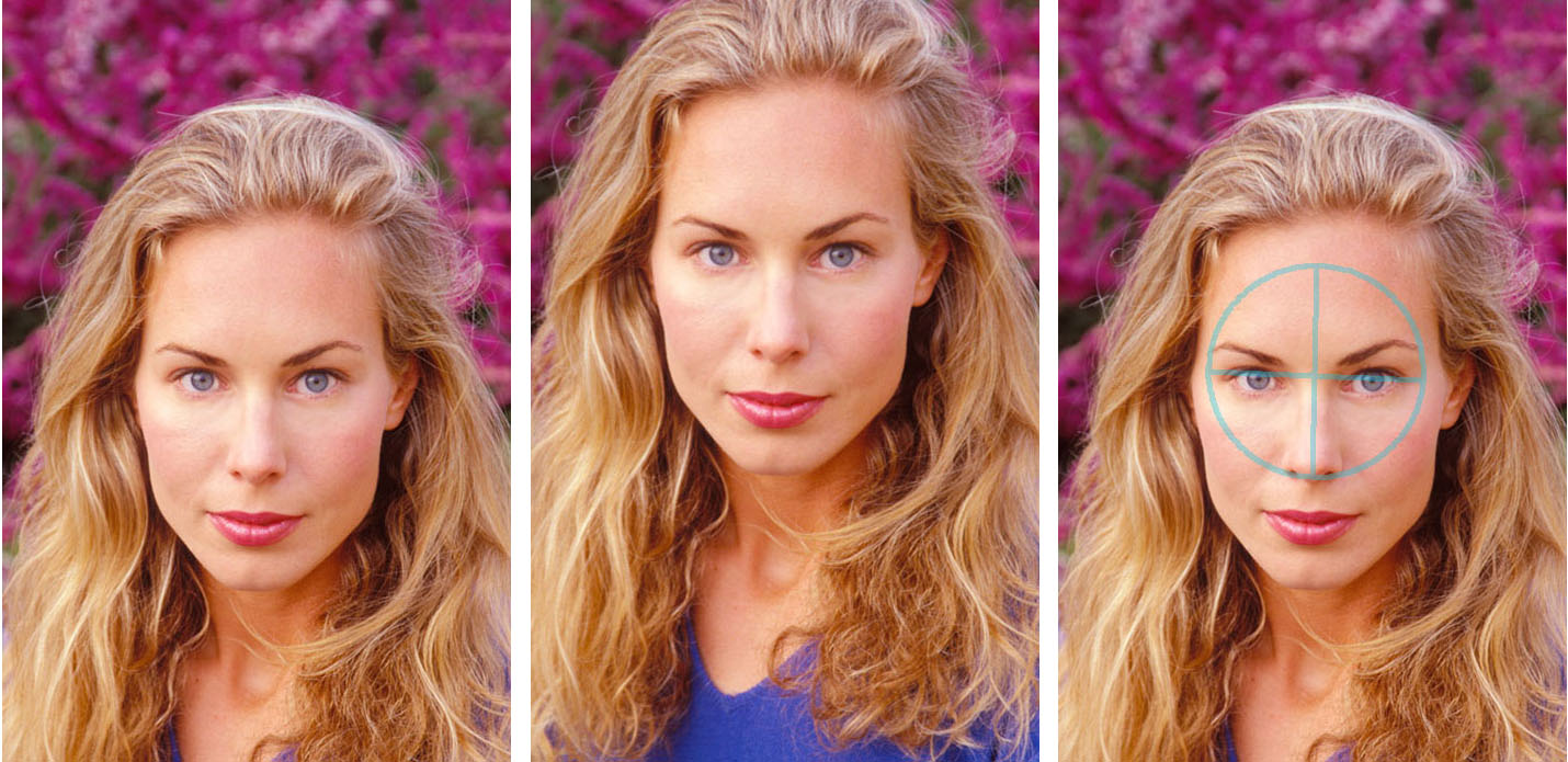 Rule of Thirds Composition in Portraits
