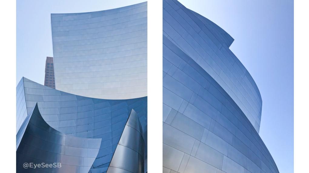 Walt Disney Concert Hall by Frank Gehry