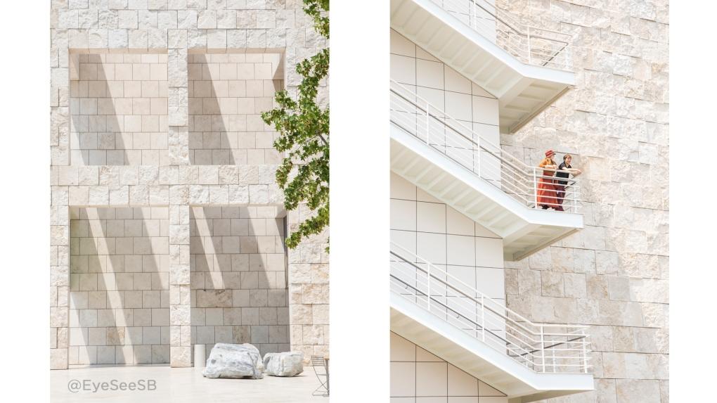 Getty Museum by Richard Meier
