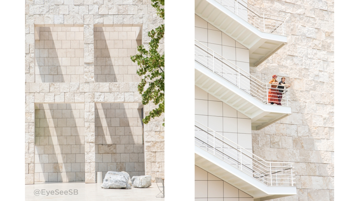 Getty Museum by Richard Meier