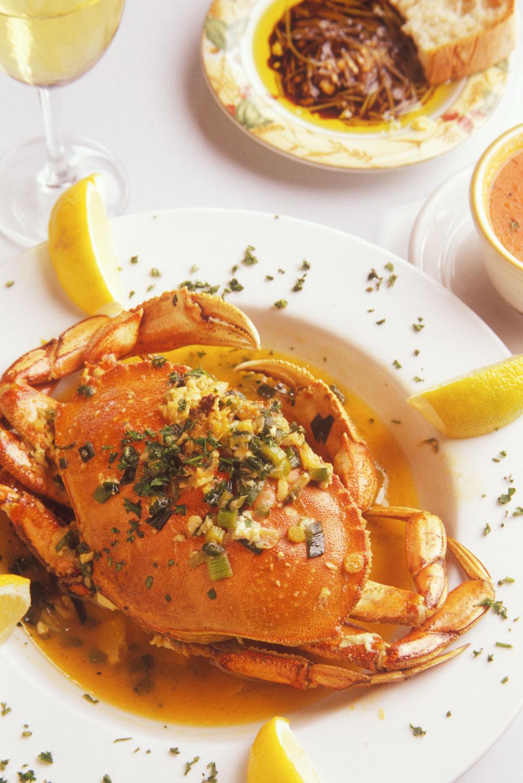 Dungeness crab, Monterey, California