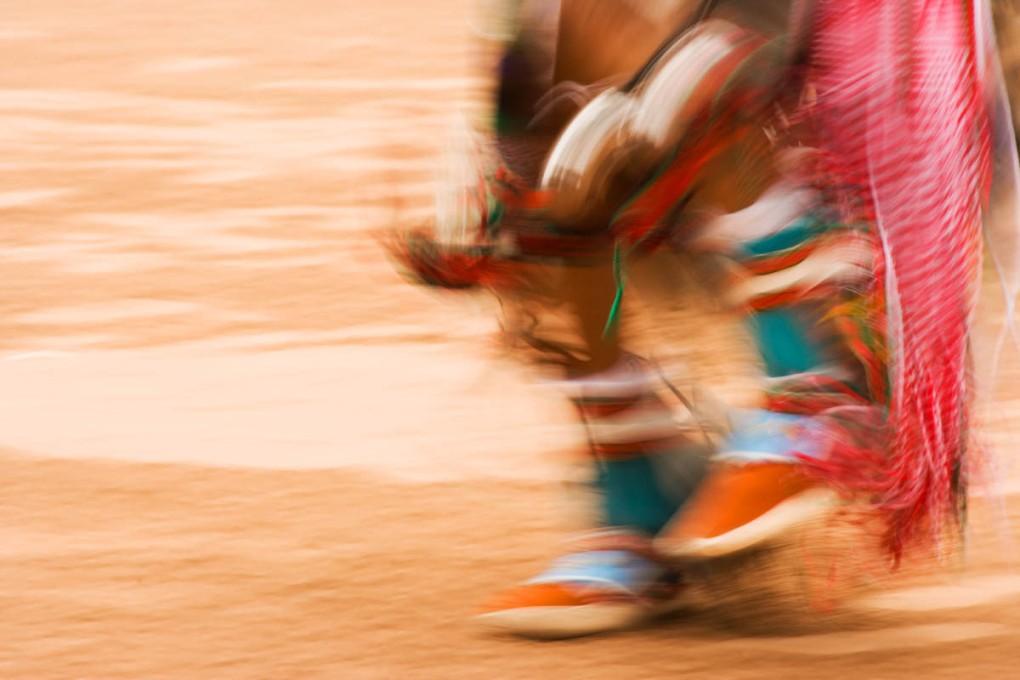 Zuni Pueblo Turkey Dancer.