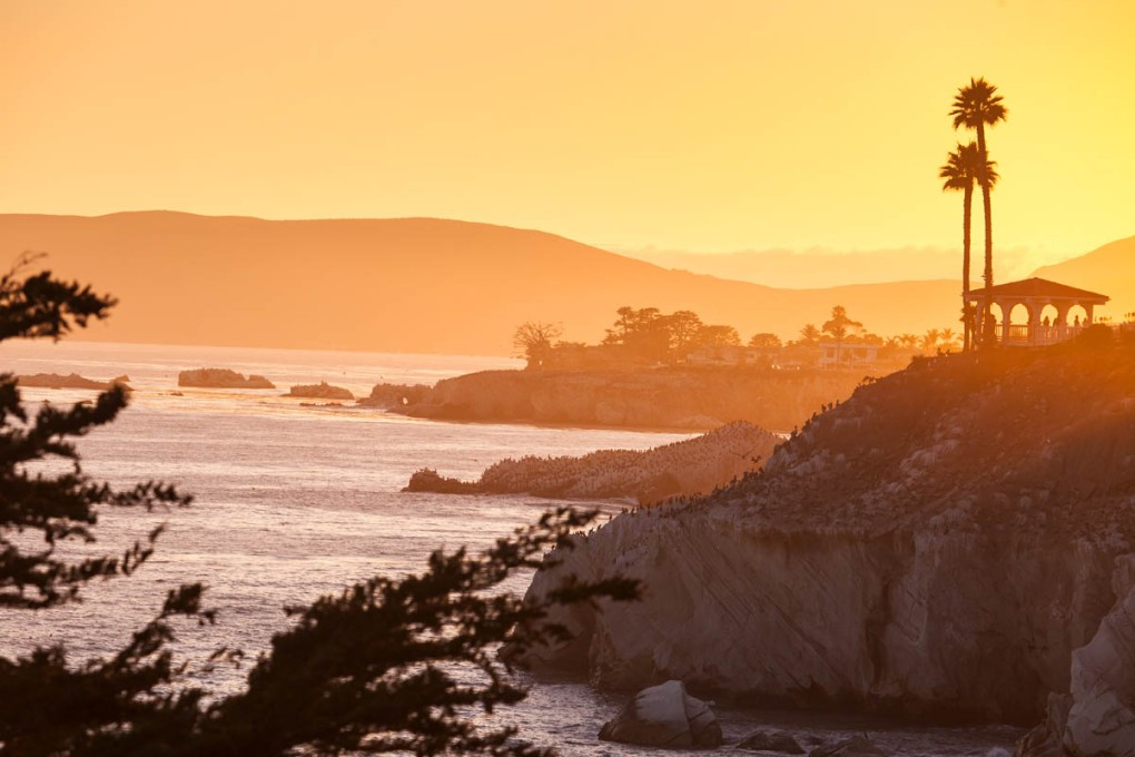 Sunsets are often underexposed when shooting in Aperture Priority exposure setting.