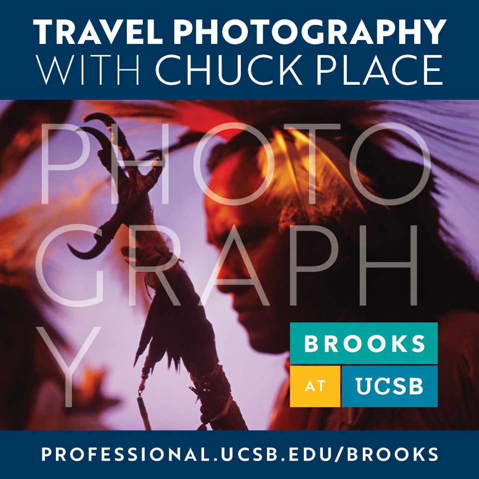 Travel Photography Class with Chuck Place